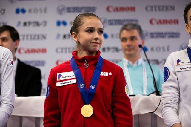 По словам спортсменки из Татарстана, еще будут дети, которые сделают пятерные и шестерные прыжки.