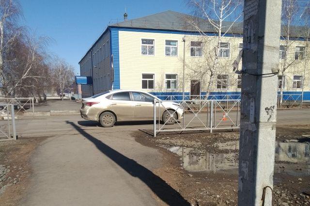 В Сорочинске на пешеходном переходе сбита 10-летняя девочка.