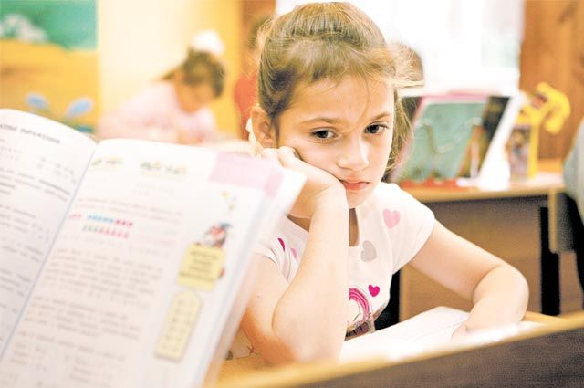 В Киеве перенесли прием документов в первые классы на неопределенный срок