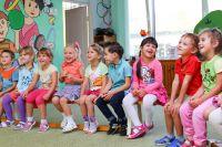 В детских садах Салехарда введены «утренние фильтры»