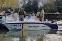 В Одесской области браконьер с ножом напал на пограничника