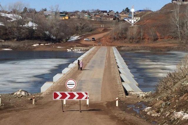При самом сложном прохождении паводка в Оренбуржье будет задействовано до 10 тысяч человек