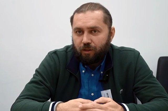 Максим Кириллов.