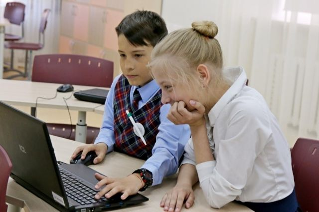 Тюменские школьники напишут олимпиаду дистанционно