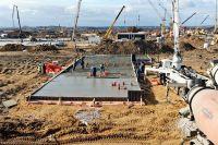Строительство комплекса новой инфекционной больницы в ТиНАО.