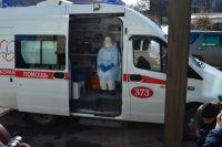 Пациентов будут перевозить на скорой.