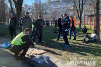 В Киеве обезвредили банду иностранцев-грабителей