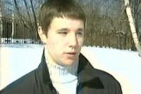 Илья Ковальчук в 2001 году