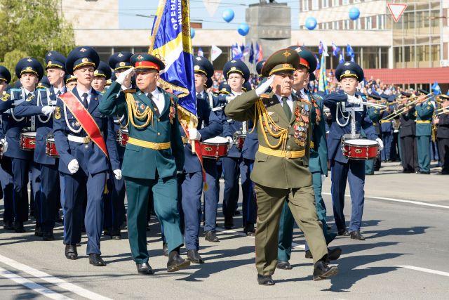 Несмотря на коронавирус, Оренбуржье продолжает готовиться к Дню Победы