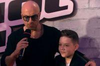 Матвей Гилев из Ишима выступил на шоу «Голос. Дети»