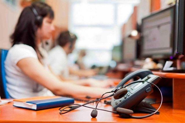 Операторы тюменского центра приняли более 2,1 тысяч звонков по коронавирусу