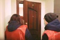 Ямальцы помогают пенсионерам, оставшимся дома из-за коронавируса