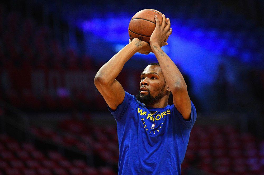 Кевин Дюрант. 18 марта опасным вирусом заразилась звезда НБА Кевин Дюрант из «Бруклин Нетс». К счастью, он быстро пошел на поправку.