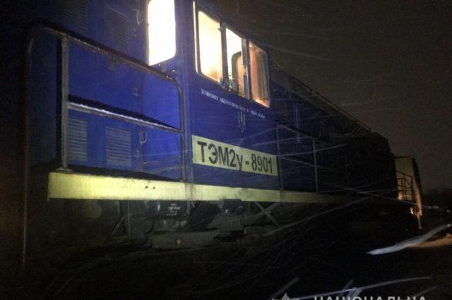 В Ровенской области поезд переехал мужчину