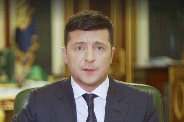«Выспимся после коронавируса», − Зеленский обратился к гражданам Украины