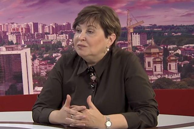 Главный инфекционист Ставропольского края Ирина Санникова.