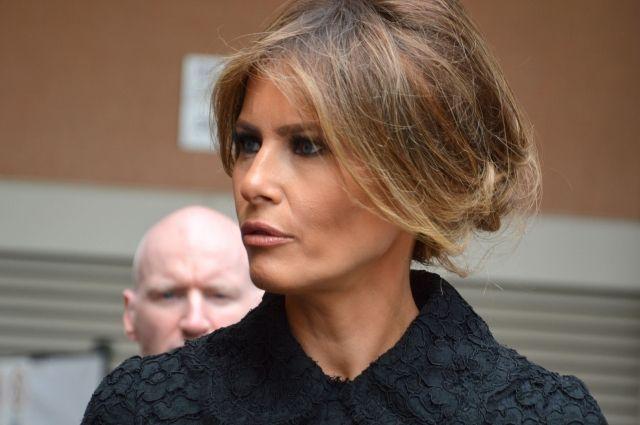 Трамп: результат теста на коронавирус первой леди США — отрицательный