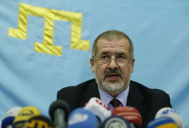 В Крыму возбудили уголовное дело против главы Меджлиса Чубарова
