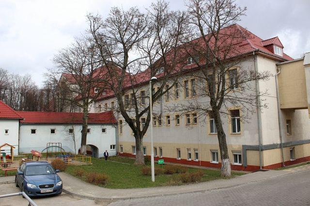 Отремонтирован приёмный покой Детской областной больницы Калининграда