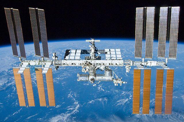До начала апреля тюменцы смогут увидеть в небе пролеты МКС