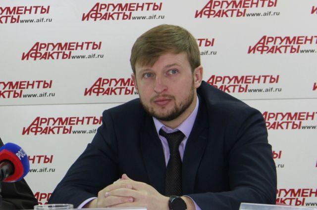 Илья Сумароков.
