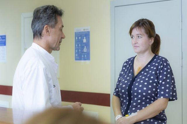 36-летняя женщина нуждалась в срочной операции, её сделали спустя несколько часов.