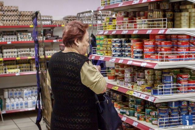 Сеть продуктовых магазинов ввела регламентное время покупок для пенсионеров