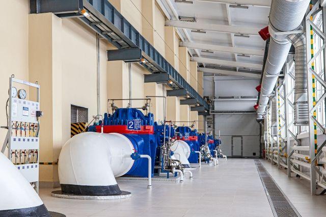 «Транснефть – Сибирь» заменило электронасосный агрегат на НПС Демьянское-4