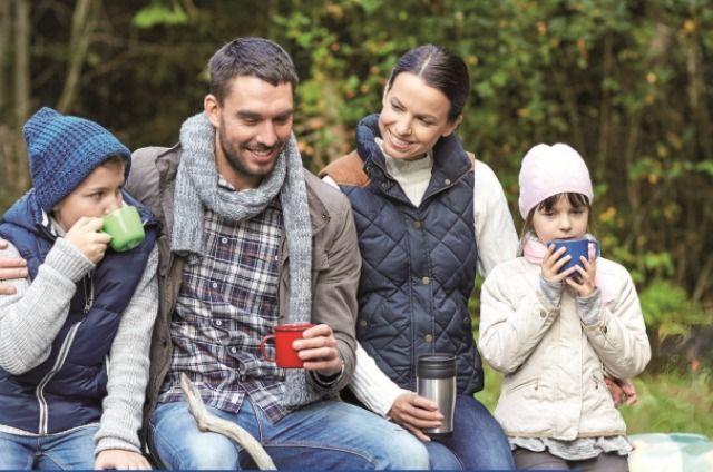 Защита от укусов клещей требуется всей семье.