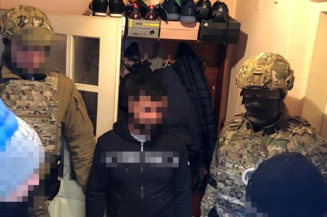 Во Львове задержали мужчину, который подозревается в покушении на убийство