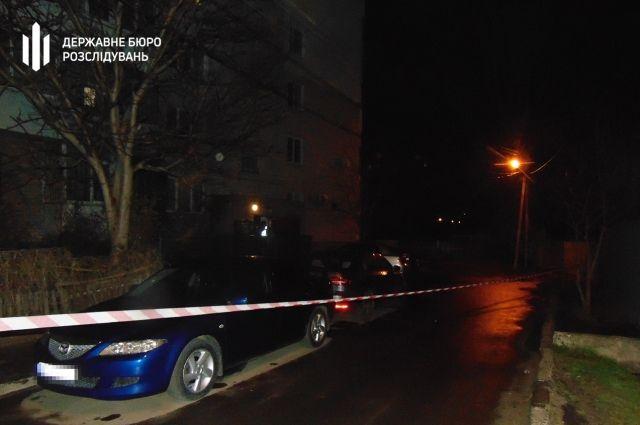 В Николаеве пьяные правоохранители устроили стрельбу на улице