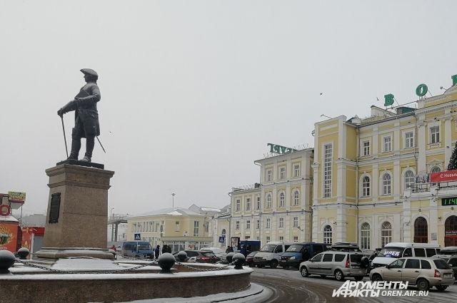 Администрация Оренбурга готовит претензии дорожным фирмам.