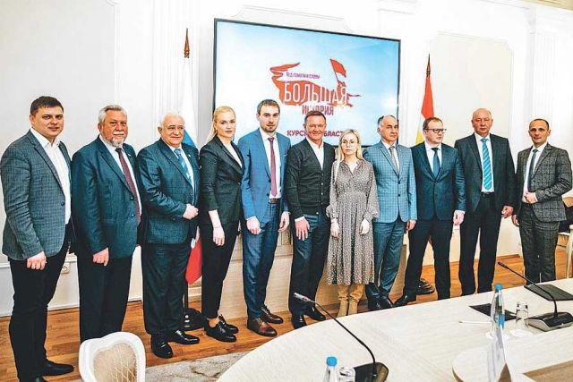 Главной региональной площадкой в ЦФО выбрана Курская область.