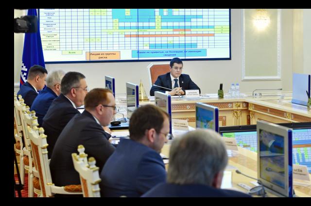 На Ямале расширят региональный календарь прививок