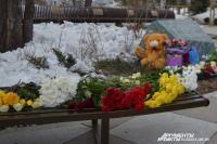 25 марта состоялась панихида по погибшим при пожаре в «Зимней Вишне».