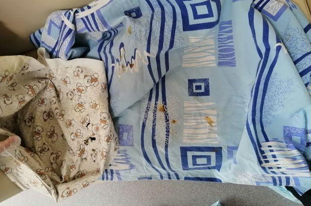 В Оренбурге женщина бросила своего сына в больнице и скрылась