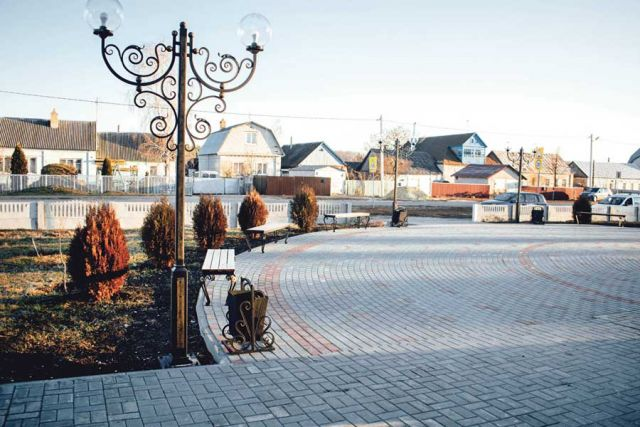 Условия для жизни в Добровском районе не хуже, чем в городе.