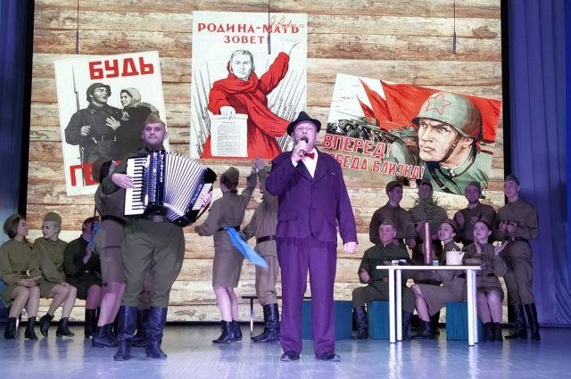 Артисты Победы. В Иркутской области собирают концертные агитбригады