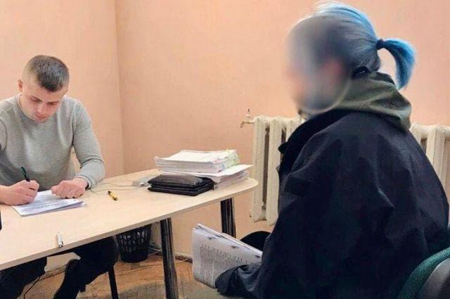 Во Львове задержали женщину, которая изготовляла и распространяла порно
