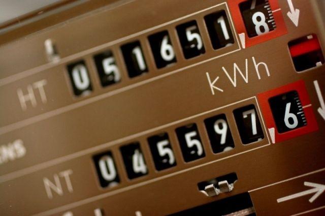 Потери электричества снизились на 4% .