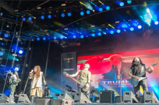 Рок-группа Ministry сообщила о смерти барабанщика Билла Рифлина