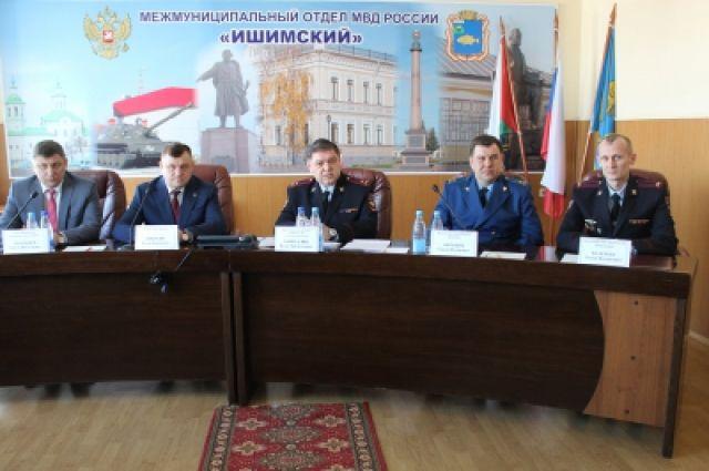 Начальником полиции Ишима назначен подполковник Роман Валерьев