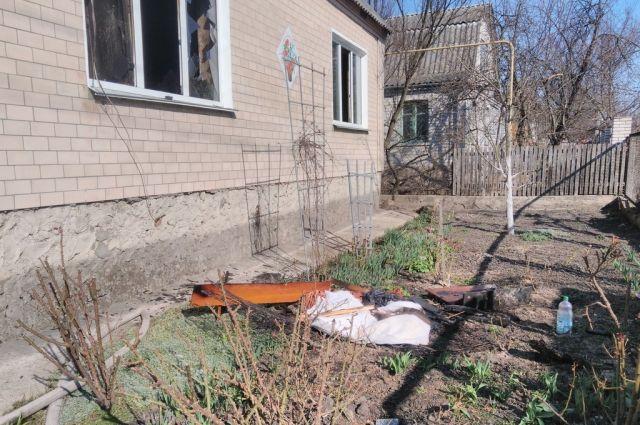 В Житомирской области произошел пожар в частном доме: есть жертва