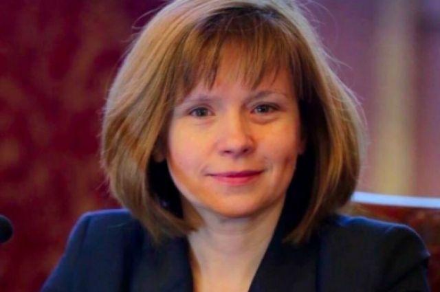 Любомира Мандзий стала исполняющей обязанности министра образования Украины