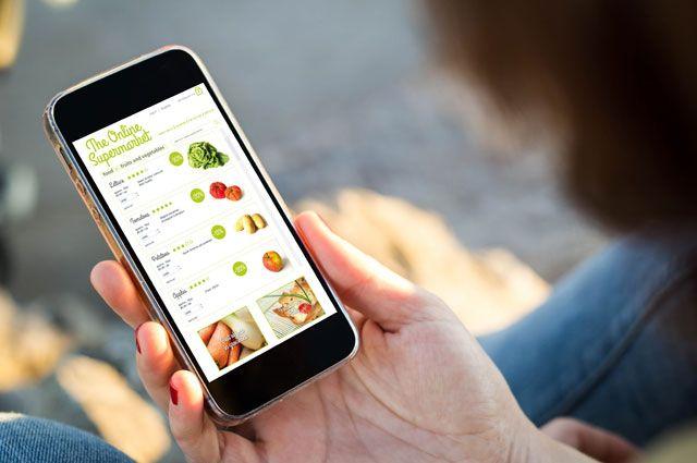 Не выходи, купи онлайн. Как выбрать продукты дистанционно
