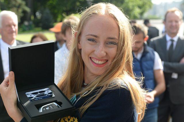 Синхронистка Влада Чигирева: «Подозревали, что Олимпиаду перенесут»
