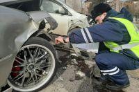 С начала года в Красноярском крае произошло 105 ДТП с пострадавшими.