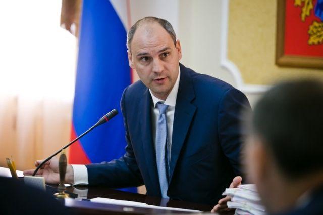 Губернатор Денис Паслер о коронавирусе: «В Орске - вопиющий случай!»