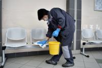 Аэропорт Салехарда принял меры по защите от коронавируса