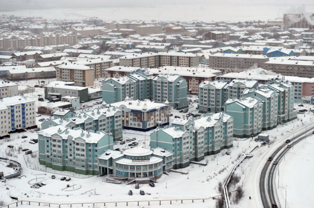 На Ямале прошло совещание, посвященное программе капремонта жилых домов